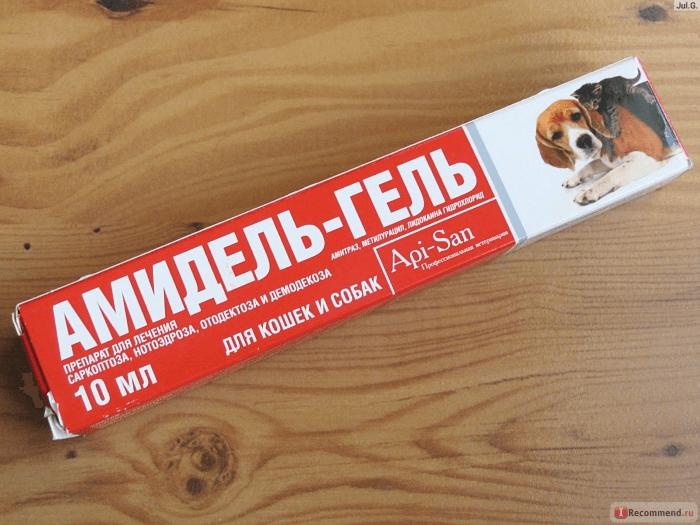 амидель гель