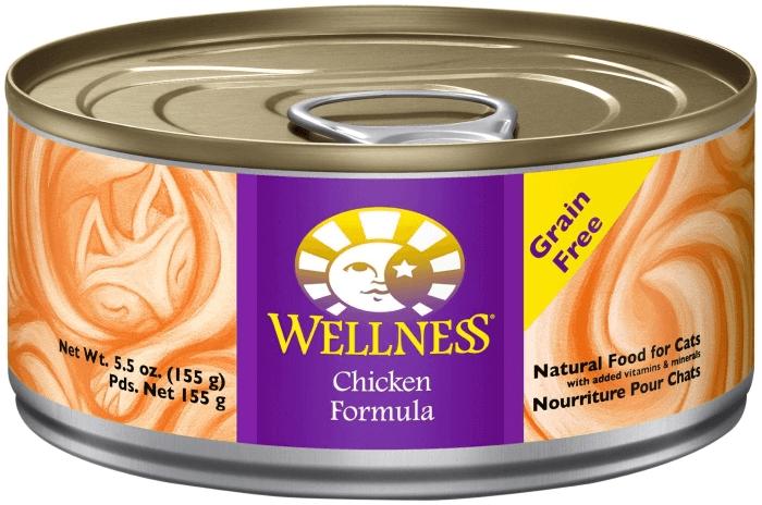 wellness корм